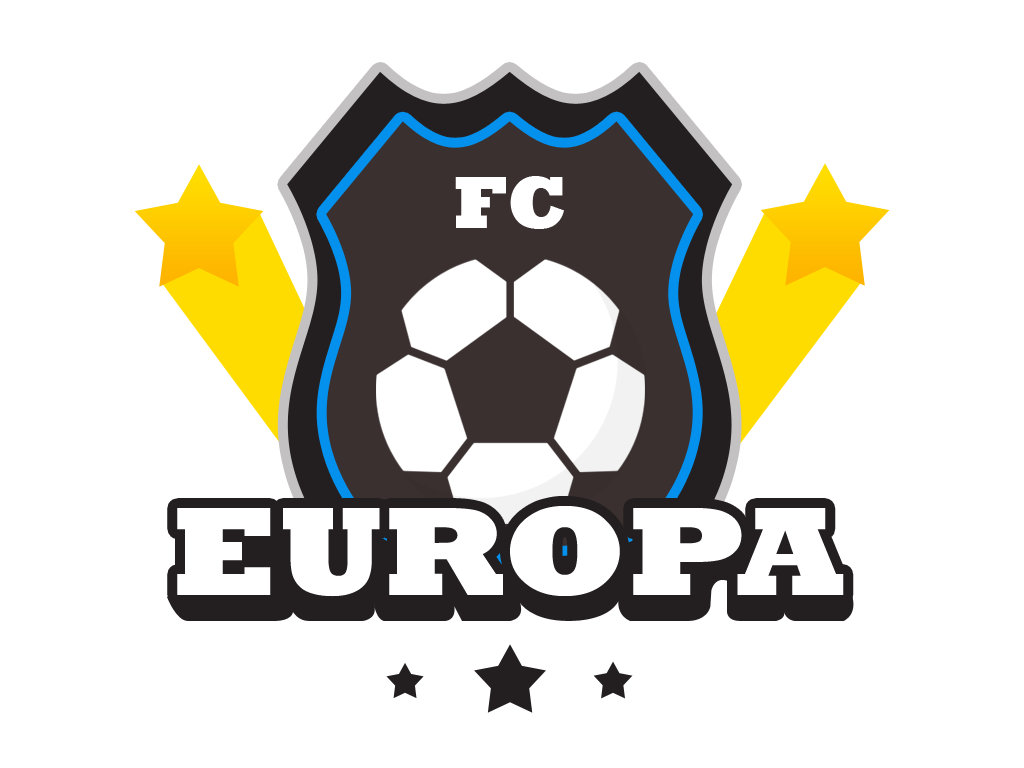 Another logo for Europa FC by Krishnajith on Dribbble