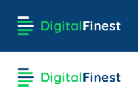 Digital Finest Logo