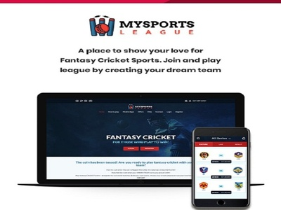 My Sports League
