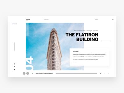 Architecture Blog Exploration