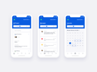 Project Management Dashboard App
