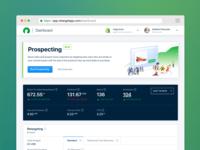 Create prospecting campaign on Facebook. RetargetApp