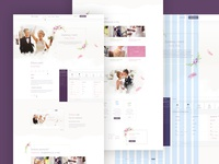 Wedding Plan - website