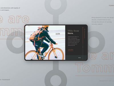 Brand Revamp for Tommie Copper modern compression wellness athletic copper branding
