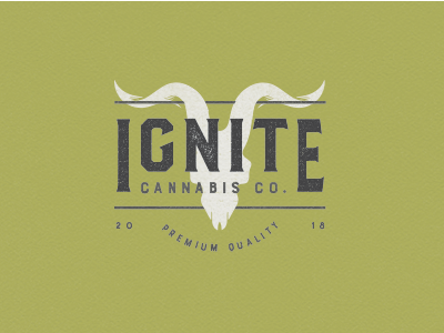 Ignite Logo Pick - Top 10 goatte fire flame bilzerian typography skull lynx logo cannabis ignite
