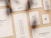 Oxford Street Furniture | Branding