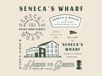 Seneca's Wharf | Branding Concept