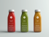 The Juice Merchant | Packaging