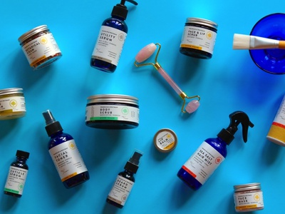 Franklin & Whitman | Packaging health feminine face products skin philadelphia lynx foods whole beauty design packaging