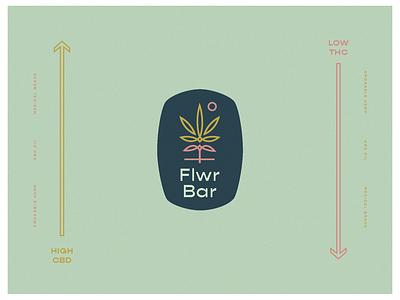 FlwrBar | Concepts thc weed cbd lynx logo hemp cannabis