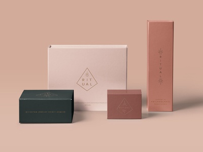Ritual Branding | Jewelry Boutique