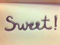Sweet!