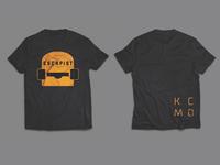 ESCAPIST Skateboarding Shirt Rebrand