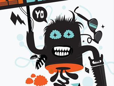 PeepShow Character Design