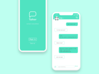 Daily UI #013-Direct Messaging