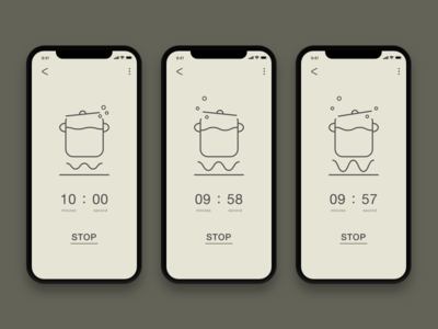 Daily UI #014-Countdown Timer