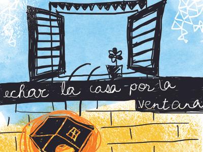 Detail of Editorial Illustration illustration vector editorial