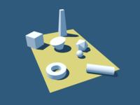3D Shape Objects