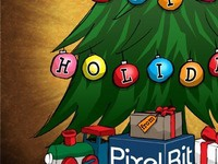 Pixelbit Holiday Card