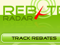 Rebate Radar App