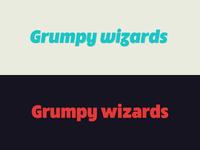 Typeface WIP