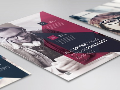 Corporate Flyers - 6 Multipurpose Templates vol 9 | JellyBanana a4 multipurpose corporate business ad magazine flyer template