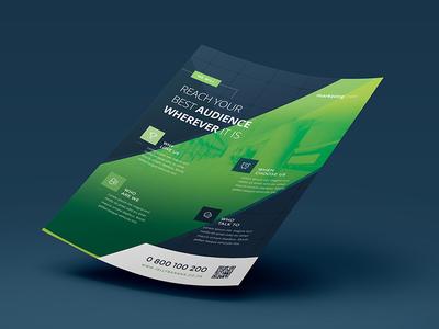 Corporate Flyers - 6 Multipurpose Templates vol 15 | JellyBanana a4 multipurpose corporate business ad magazine flyer template