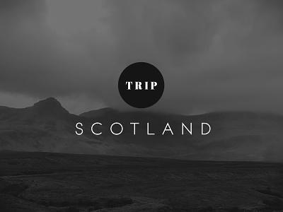 Project Cover project cover portfolio photography scotland trip