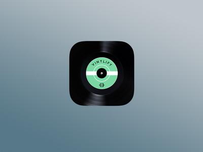 Vinylify App Icon