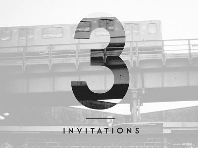 New Talents - New Invitations talents invitations