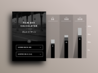 Film Dev Calculator