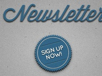 Newsletter sign-up page 3