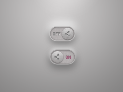 Toggle Switch free psd grey ui toggle switch free psd