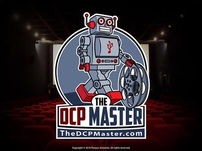 The DCP Master Mascot Logo