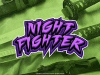Night Fighter Title