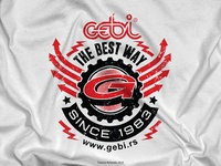 Gebi T-shirt Design 2019