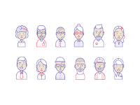 Rb personality icons 01