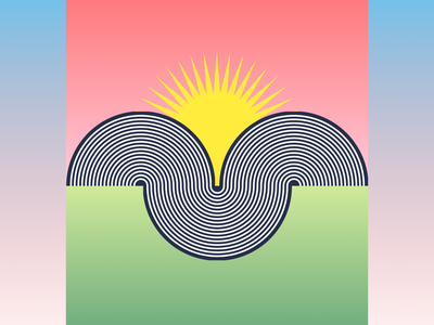 0.01 branding illustration graphic pattern design