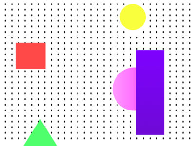 80's inspired Pattern 3
