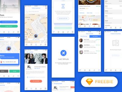 iOS app Freebie