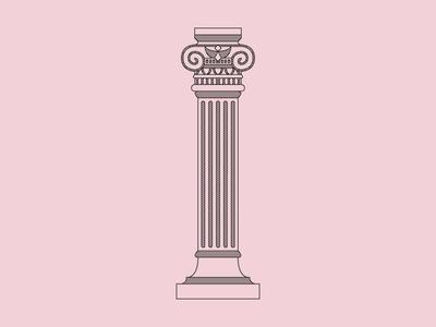 #Typehue Week 9: I typehuepurist typography typehue type letter dots column i