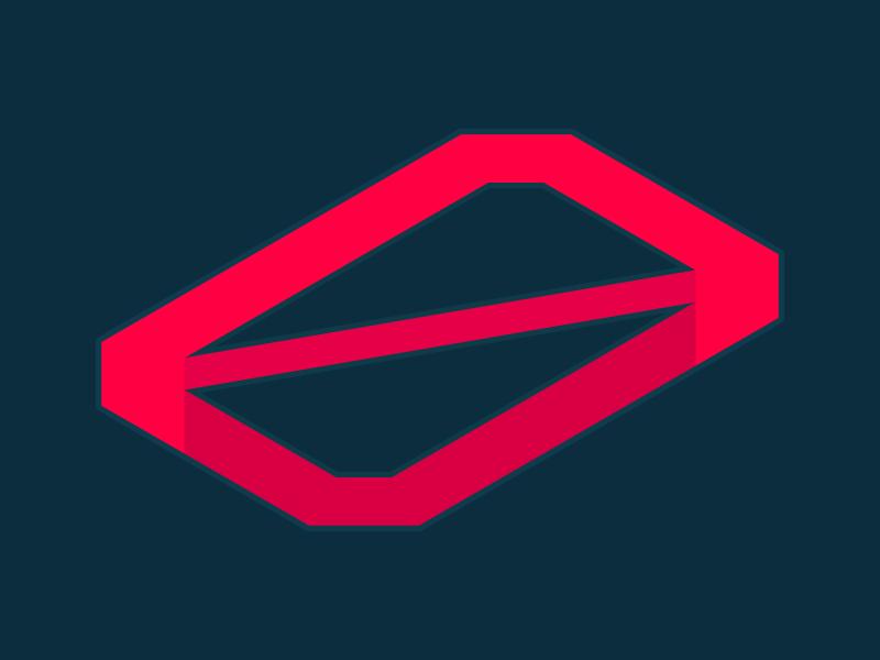 #Typehue Week 27: 0 isometric typehue zero 0