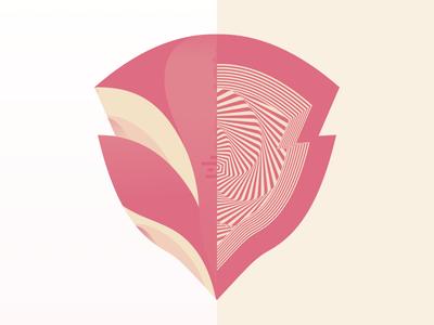 :shield: by Christy Quinn via dribbble