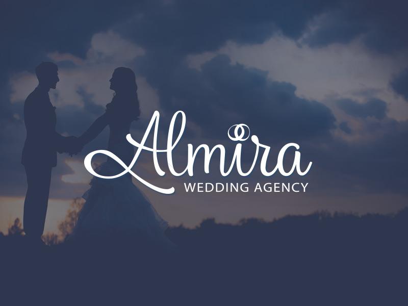 Almira logo wedding agency
