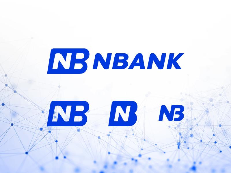 NBank branding logo bank cryptocurrency