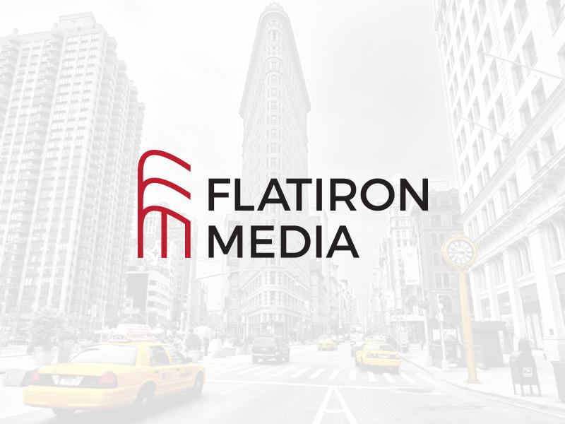 Flatiron logo branding