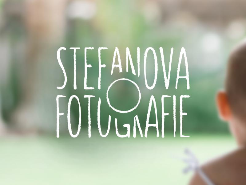 Stefanova Fotografie photography logo