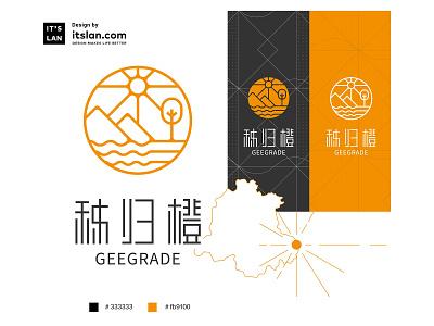 GEEGRADE graphic design graphic logodesign visual design branding design design branding logo itslan.com