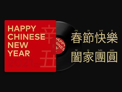 Happy New Year figma visual design illustration 2021 vector graphic design itslan.com
