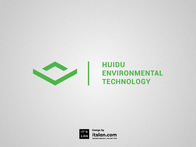 Logo Huidu itslan.com branding logo vi